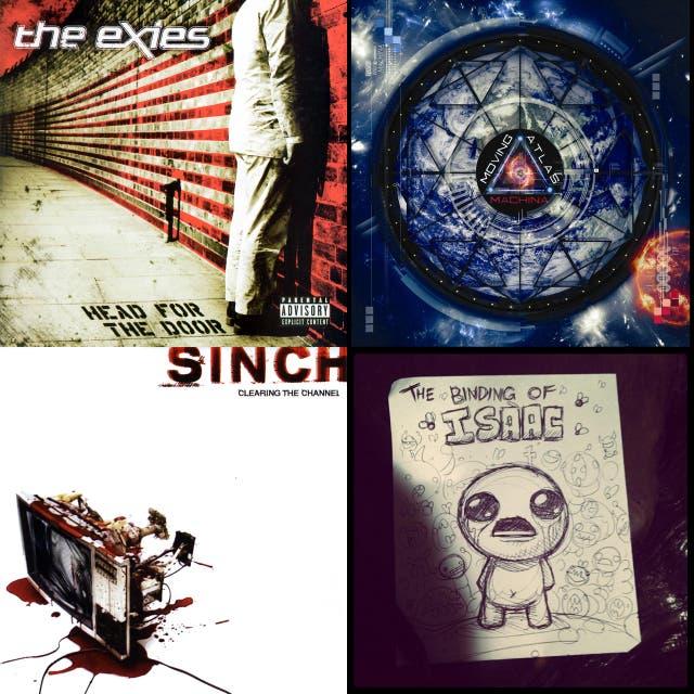 Aug 2014, a playlist by zemlanin on Spotify