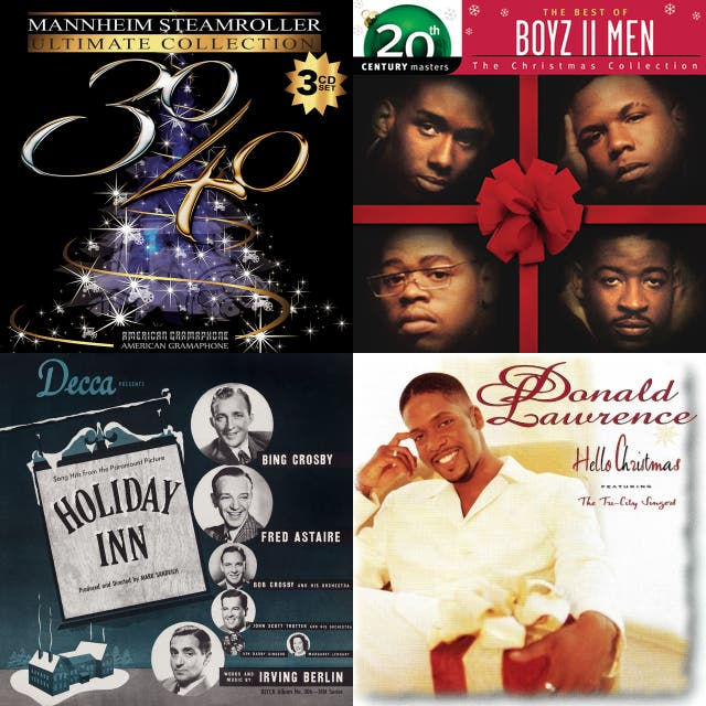 The Blake Family Holiday Playlist Vol. 2