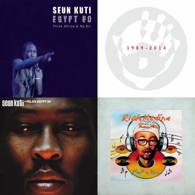 Afrobeat Music & Dance - Jamz on Spotify