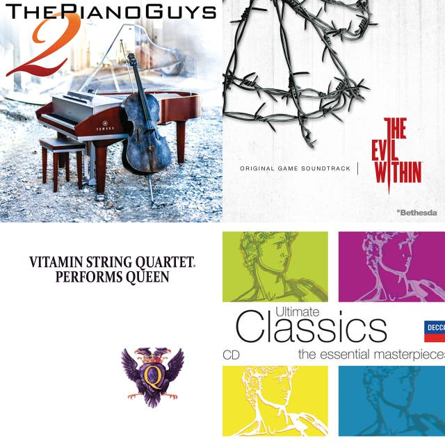 Classical/Instrumental Songs To Walk Down The Aisle To On