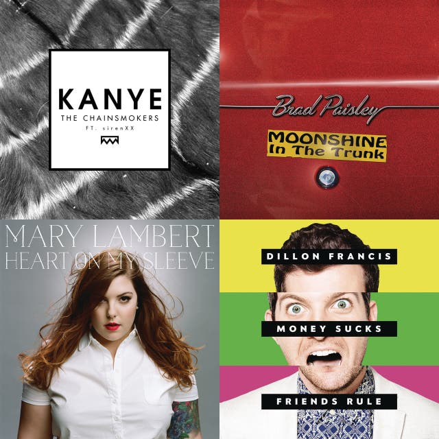 New Releases on Spotify - US