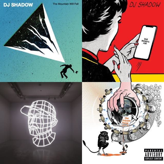 Best of DJ Shadow