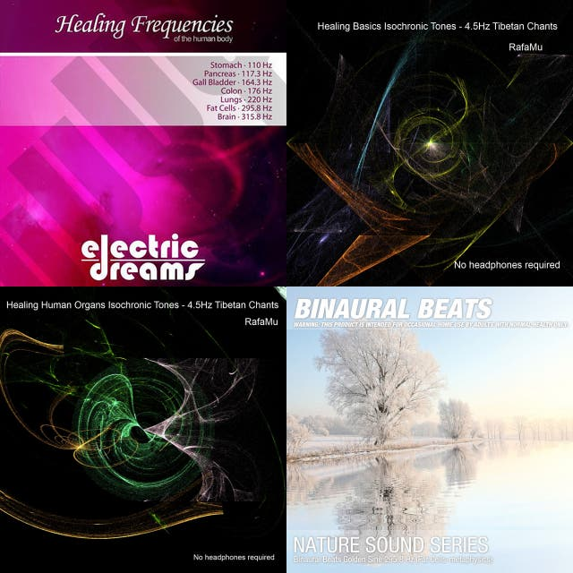 Healing 295 8hz Playlist By Char Creason Spotify