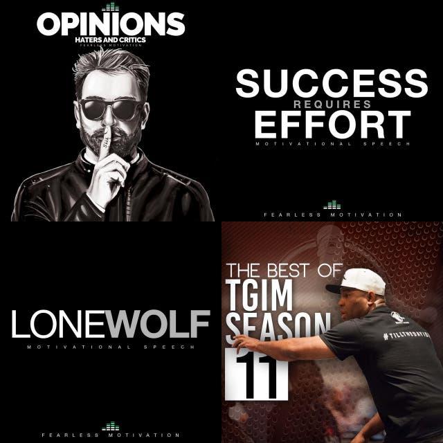 Motivational Speech On Spotify
