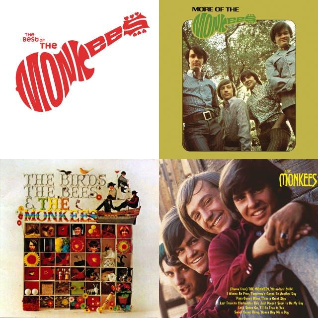 Silversurfers Best of the Monkees Playlist