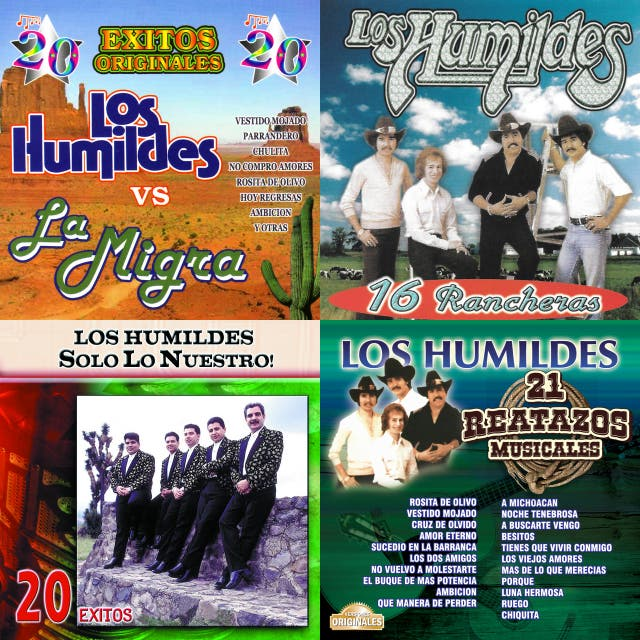 Los Humildes On Spotify
