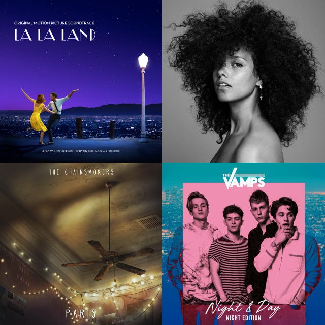 The Ultimate Back to Work Playlist 2017