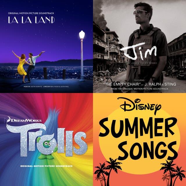Oscar 2017 playlist