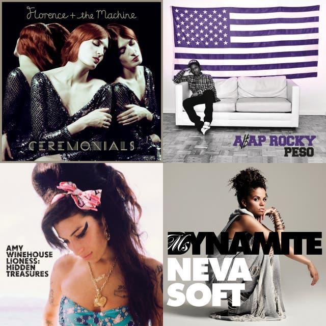 2011 Favorites