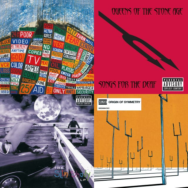 # 5 Matthew Rigg - Eight Albums