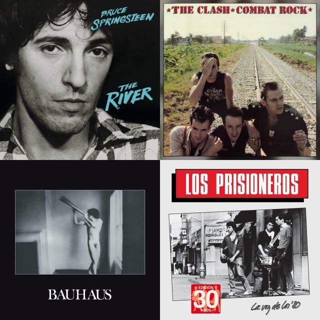 Le Peuple du Rock #2 - Eighties but goodies