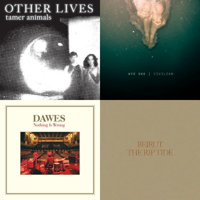 2011 Top 50 Albums