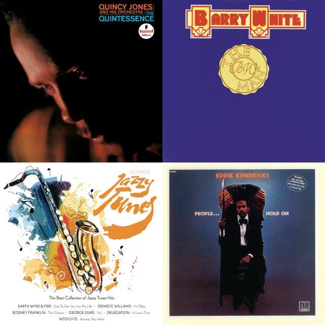 Velvet. Smoke, Grooves and Soul.