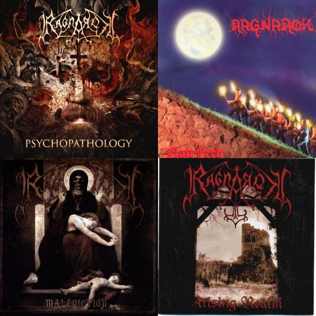 Ragnarok Official  Playlist