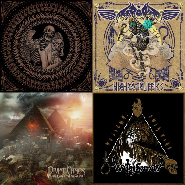 Metal Brew 2016 Official Playlist