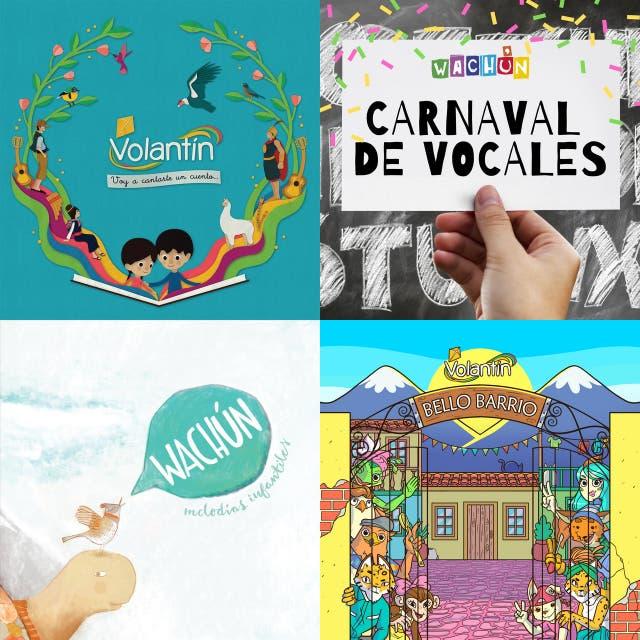 Canciones para divertirnos en casa - CRIN Chile