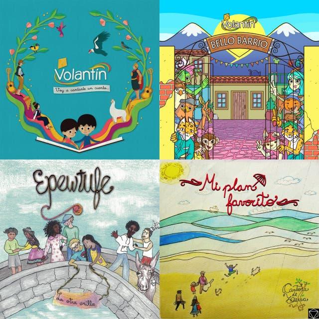 Folclor para Niñas y Niños - CRIN Chile