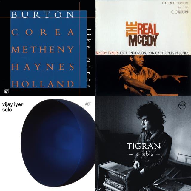 Relaxing & Introspective Modern Jazz
