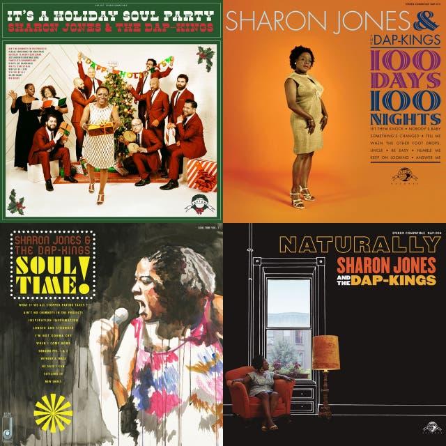 Miss Sharon Jones, The Queen of Retro Soul