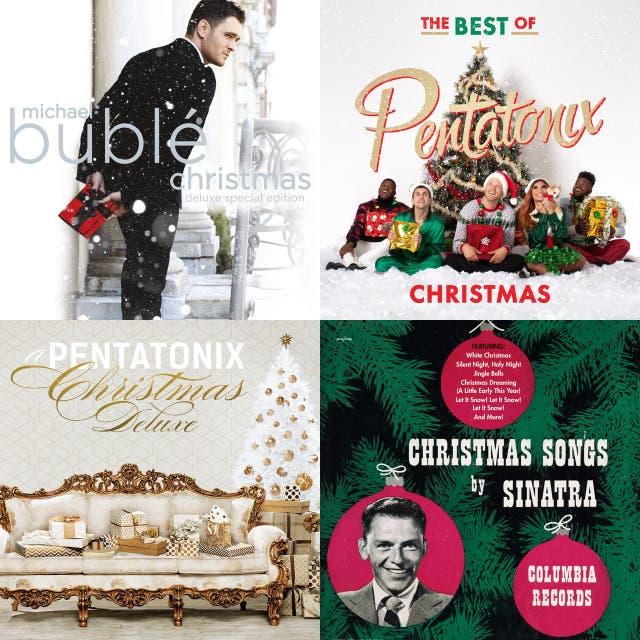 Christmas Feels on Spotify
