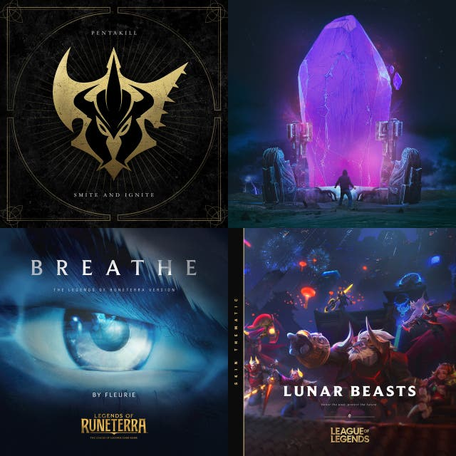Runeterra Soundtrack (nome provisório)