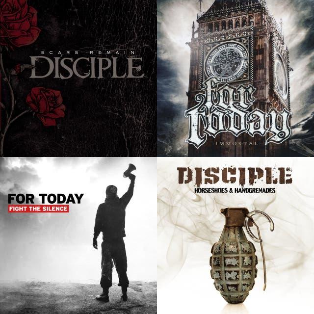 OTNI PLAYLIST (metalcore cristão)