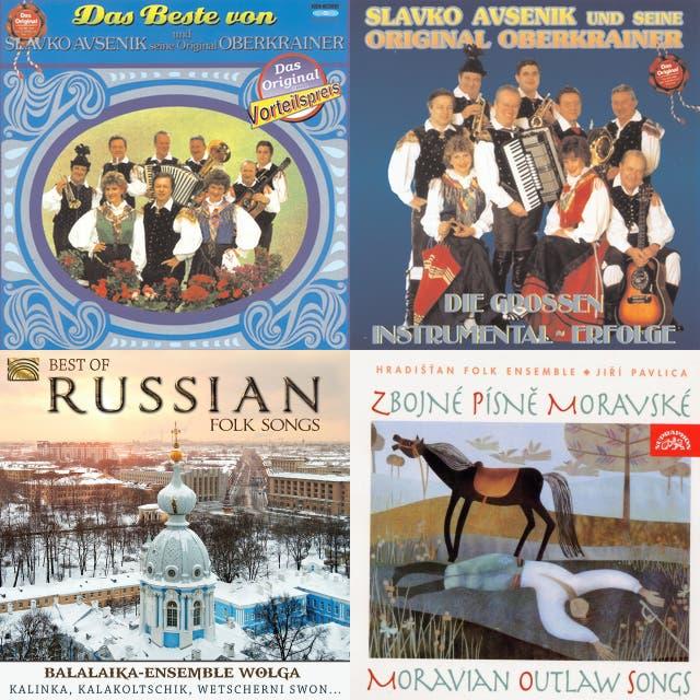 1111 Essential Recordings of Music: Eastern European Music