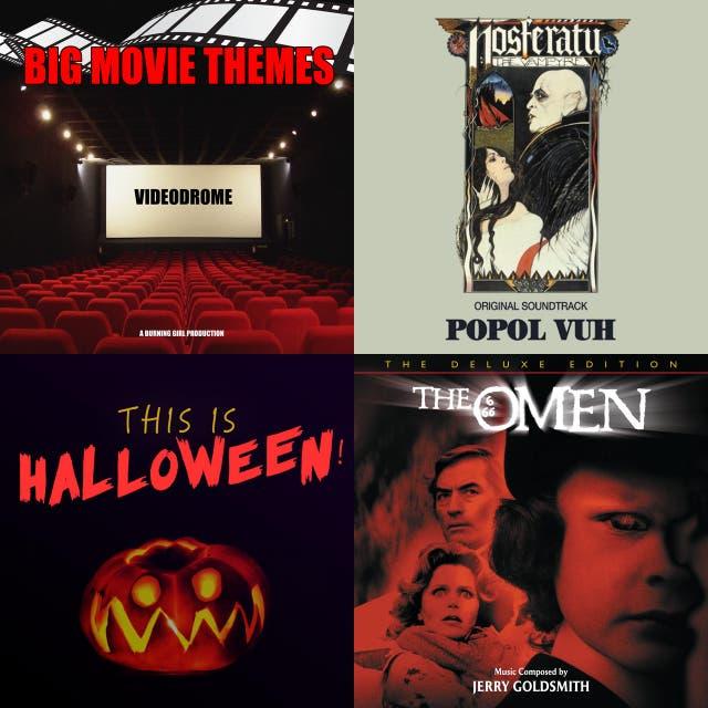 Nick's Halloween 2020 Movie Songs Playlist