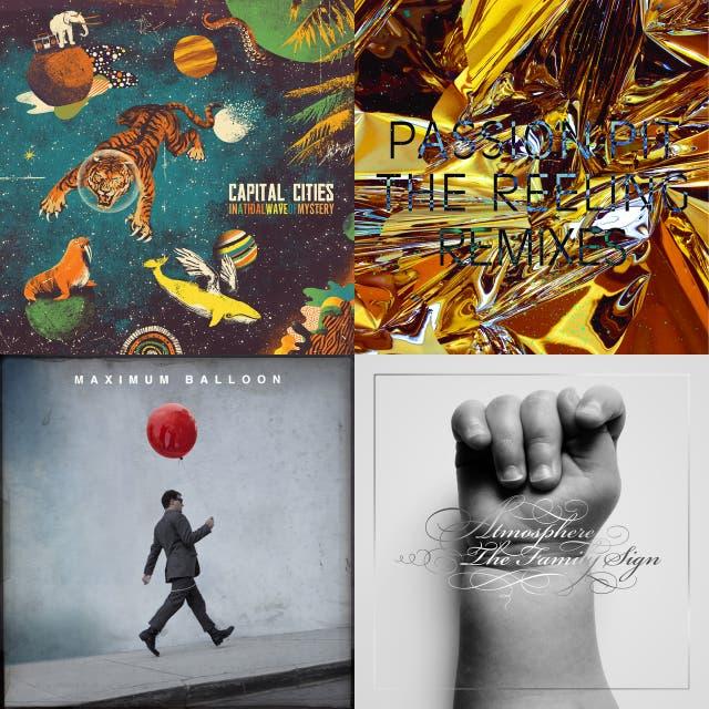 Infatuation Radio: All Monthly Playlists