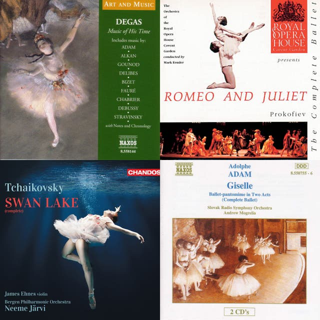 Classical Ballet Favorites