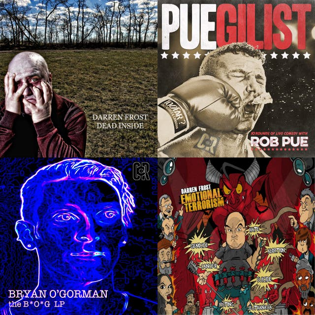 The Great Canadian Comedy Playlist