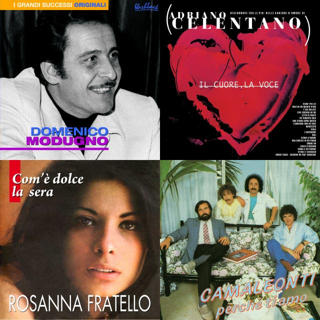 Cantagiro 1970 playlist