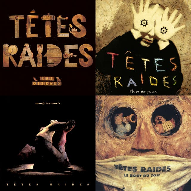 Tetes raides on Spotify