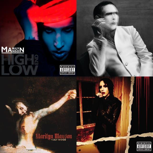 Marilyn Manson Ballads on Spotify