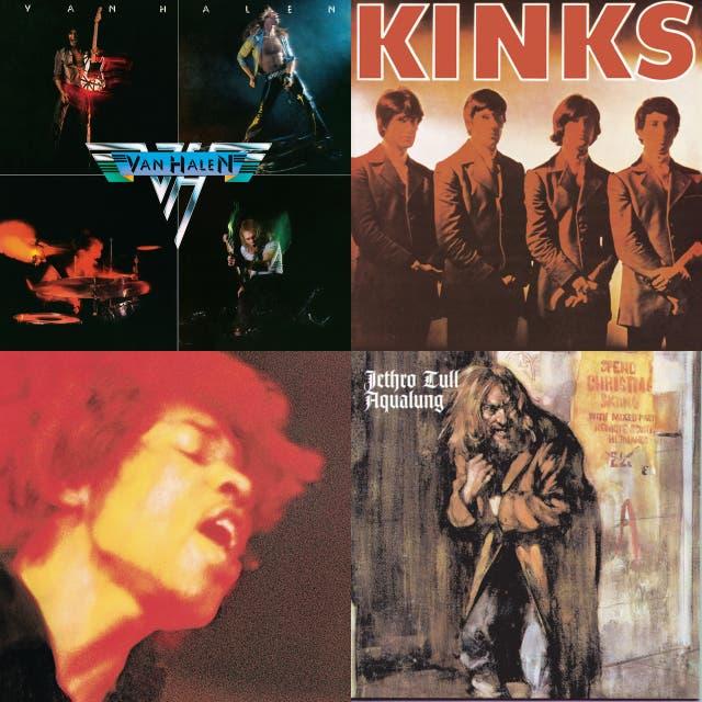 50 melhores musicas de Rock e mais algumas