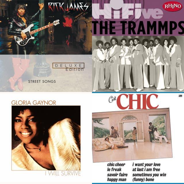 Greatest Disco Songs (DigitalDreamDoor)