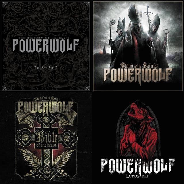 Powerwolf - Battle Beast - Serenity: 01/04/2016 Frankfurt