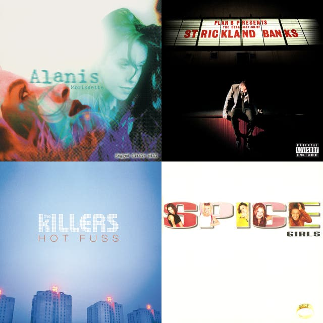 # 32 Sarah Turner - Eight Albums