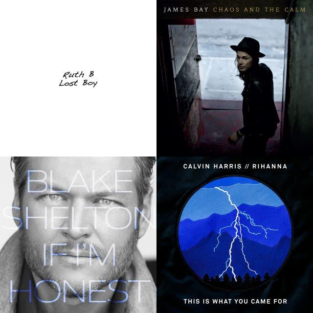June/July 2016 Playlist