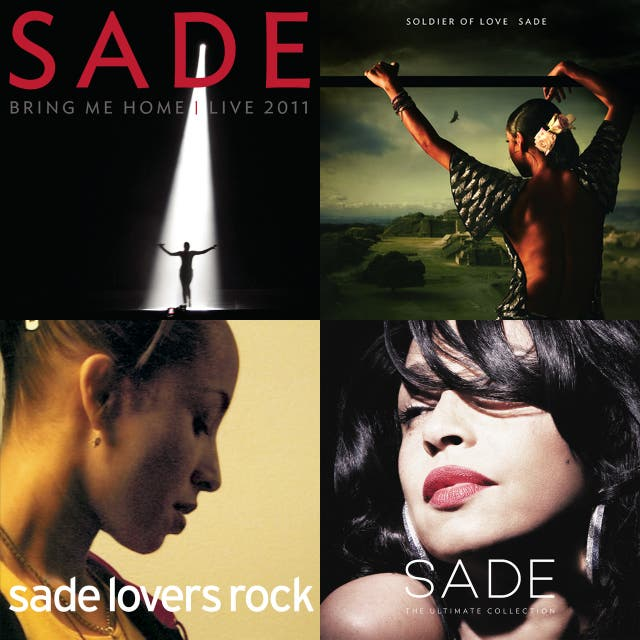 Sade The Ultimate Collection: The Ultimate Collection On Spotify