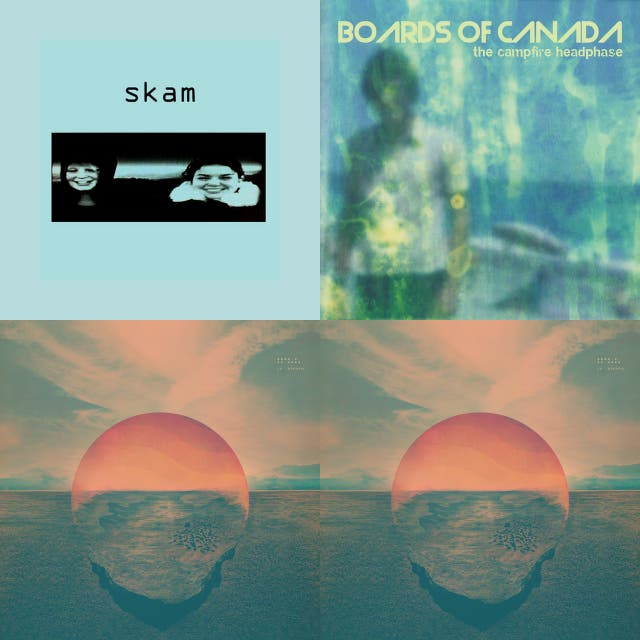 productive chill music