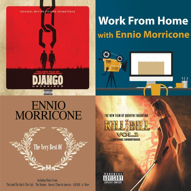 """Ennio Morricone. Banda sonora de 'western'"" - EPS Nº2.050 -10 /01/2016"""