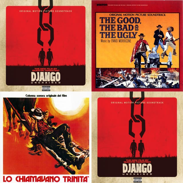 Spaghetti And Popcorn Western On Spotify