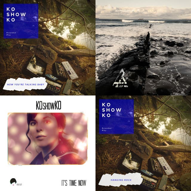 Martin K's music projects: from electronica to ambient to indie-pop and nu-disco