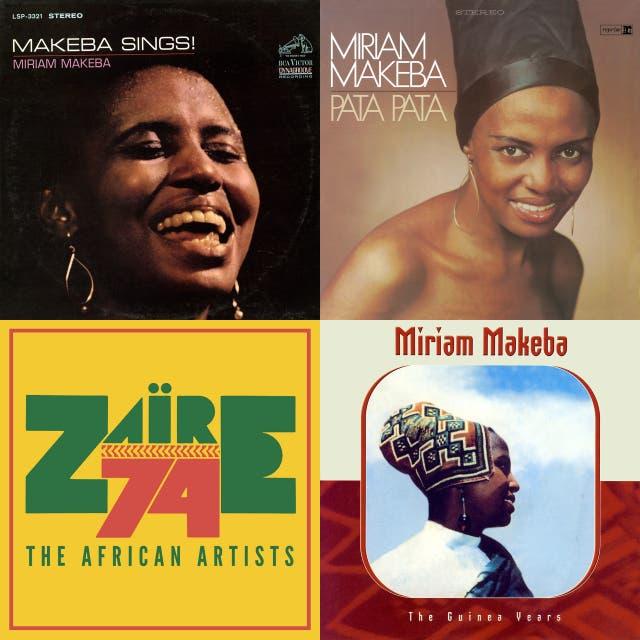 Syllart Records: Miriam Makeba, The Panafricanist