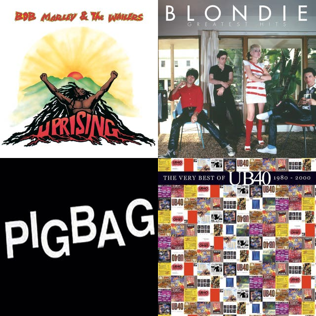 Favourites: Reggae, Ska & Other Dance hits 1980-1989