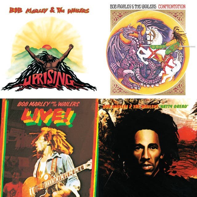 Topp 100 - Roots Reggae
