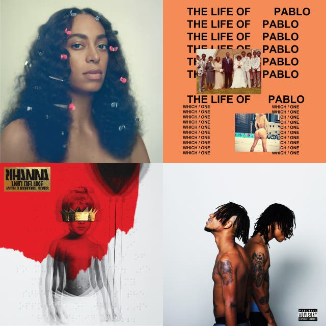 The FADER's Best Songs Of 2016