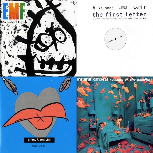 Melophobia Shortlist - 1985 to 1995