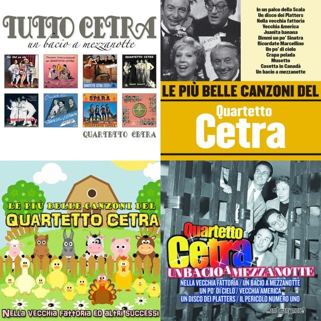 Il Quartetto Cetra playlist